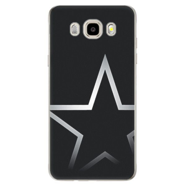 iSaprio Silikonové pouzdro - Star pro Samsung Galaxy J5 (2016)