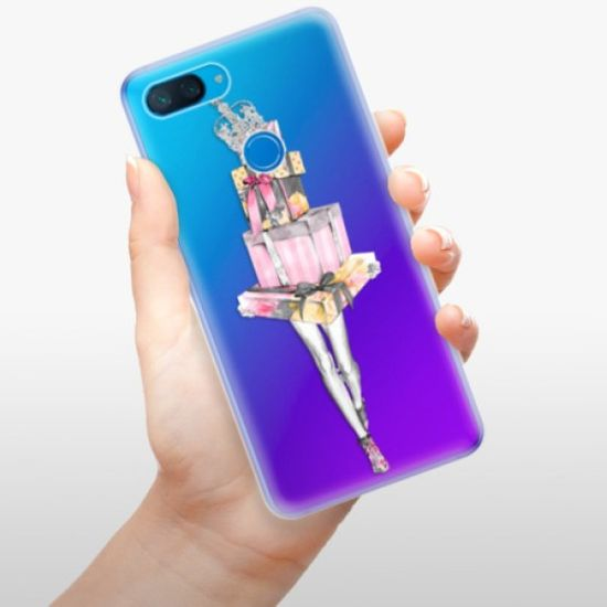 iSaprio Silikonowe etui - Queen of Shopping na Xiaomi Mi 8 Lite