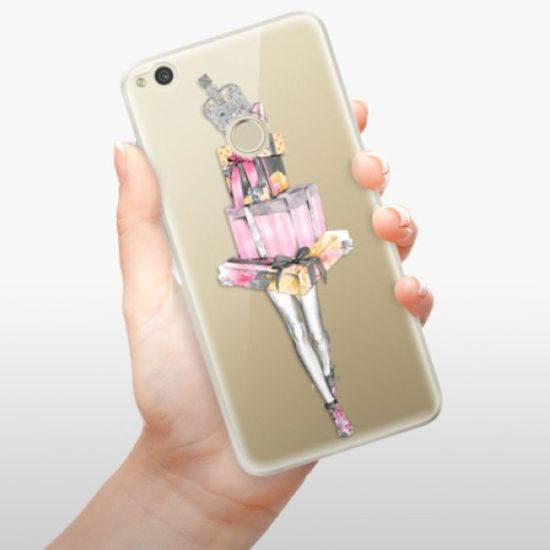 iSaprio Silikonowe etui - Queen of Shopping na Huawei P9 Lite (2017)