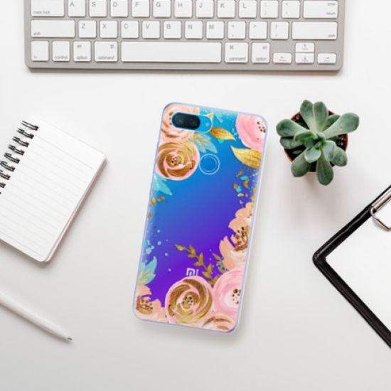 iSaprio Golden Youth szilikon tok Xiaomi Mi 8 Lite