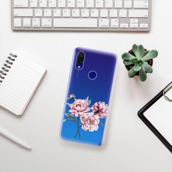 iSaprio Poeny szilikon tok Xiaomi Redmi 7
