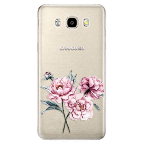 iSaprio Silikonové pouzdro - Poeny pro Samsung Galaxy J5 (2016)