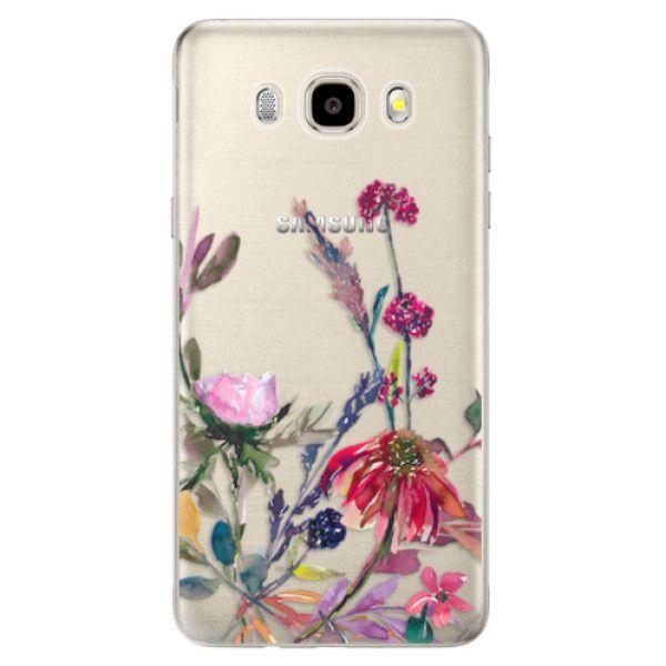 iSaprio Silikonové pouzdro - Herbs 02 pro Samsung Galaxy J5 (2016)