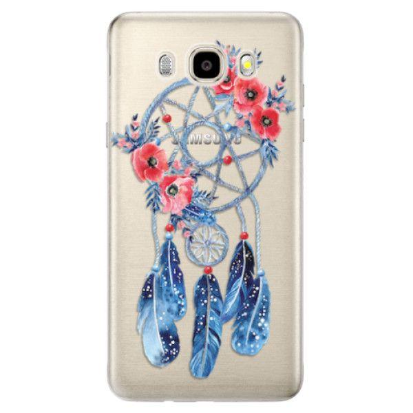 iSaprio Silikonové pouzdro - Dreamcatcher 02 pro Samsung Galaxy J5 (2016)