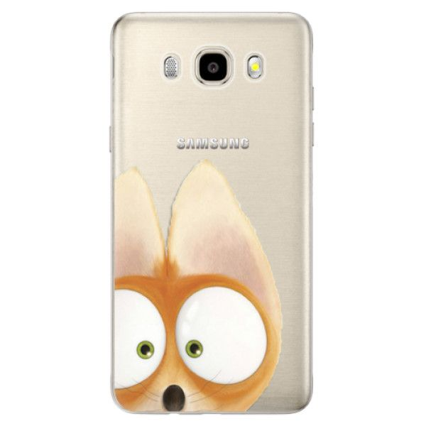 iSaprio Silikonové pouzdro - Fox 02 pro Samsung Galaxy J5 (2016)
