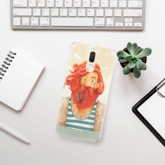 iSaprio Sailor szilikon tok Huawei Mate 10 Lite