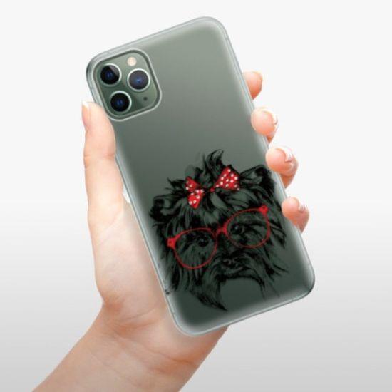 iSaprio Silikonowe etui - Dog 03 na Apple iPhone 11 Pro Max