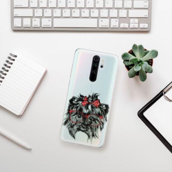 iSaprio Silikonowe etui - Dog 03 na Xiaomi Redmi Note 8 Pro