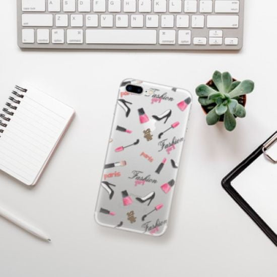 iSaprio Silikonowe etui - Fashion pattern 01 na Apple iPhone 7 Plus / 8 Plus
