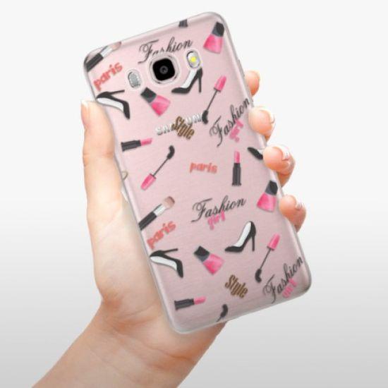 iSaprio Silikonowe etui - Fashion pattern 01 na Samsung Galaxy J5 (2016)