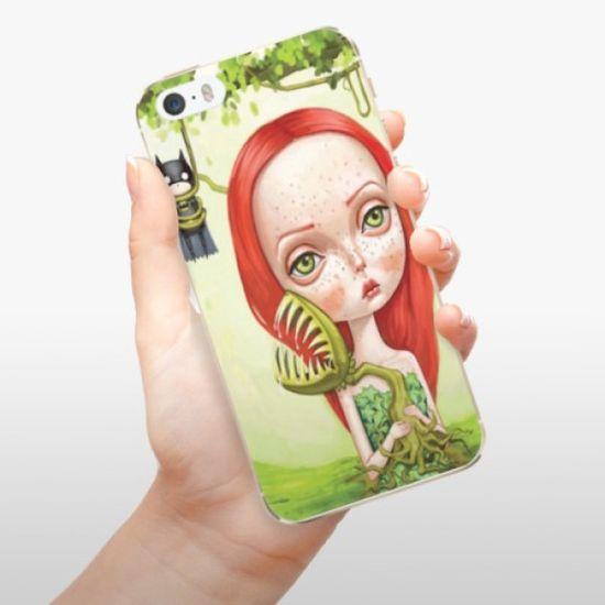 iSaprio Silikonowe etui - Poison na Apple iPhone 5/5S/SE