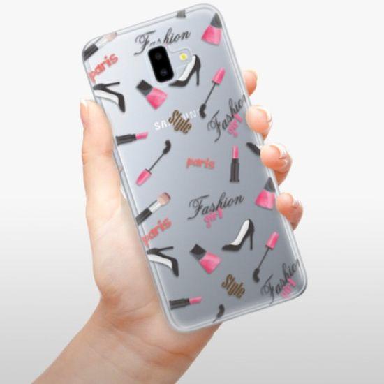 iSaprio Fashion pattern 01 szilikon tok Samsung Galaxy J6+