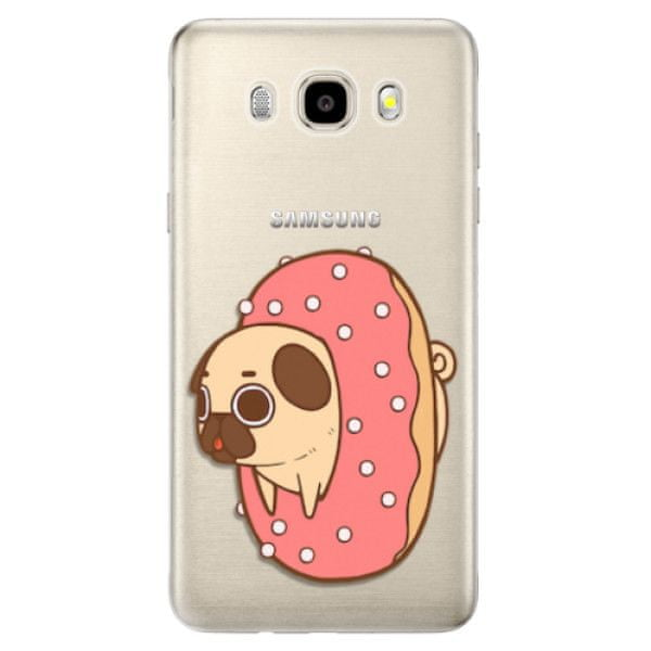 iSaprio Silikonové pouzdro - Dog 04 pro Samsung Galaxy J5 (2016)