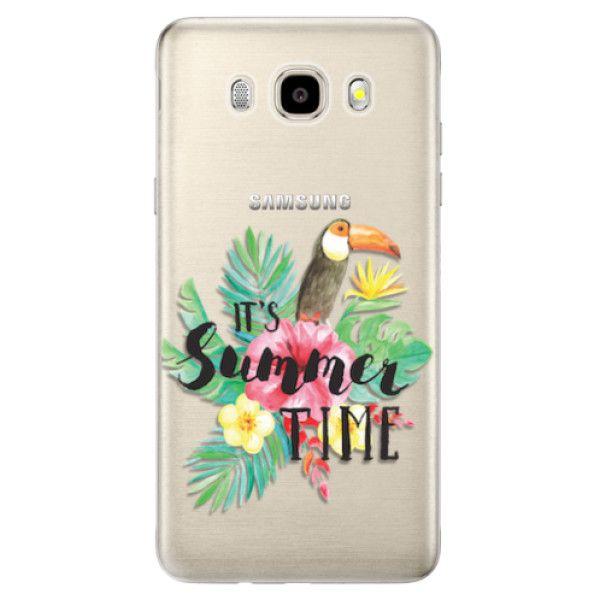 iSaprio Silikonové pouzdro - Summer Time pro Samsung Galaxy J5 (2016)