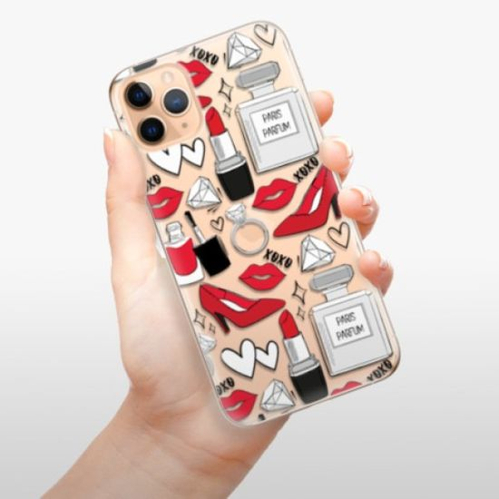 iSaprio Silikonowe etui - Fashion pattern 03 na Apple iPhone 11 Pro Max