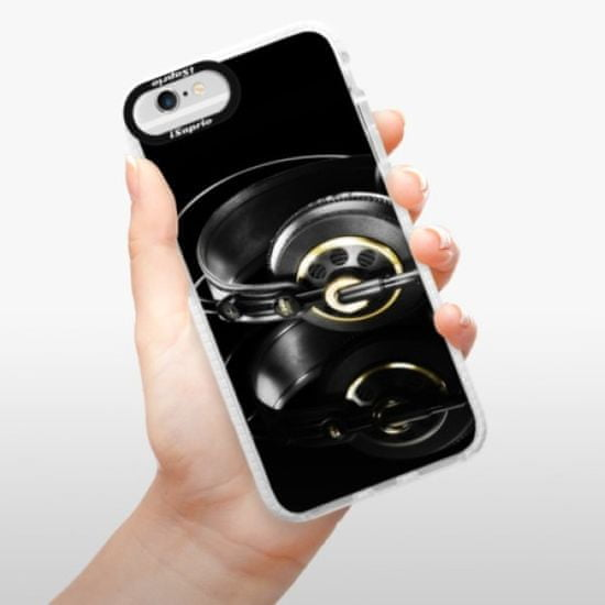 iSaprio Silikónové puzdro s bumperom s motívom Headphones 02