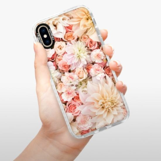 iSaprio Silikónové puzdro s bumperom - Flower Pattern 06 pre Apple iPhone 11 Pro Max