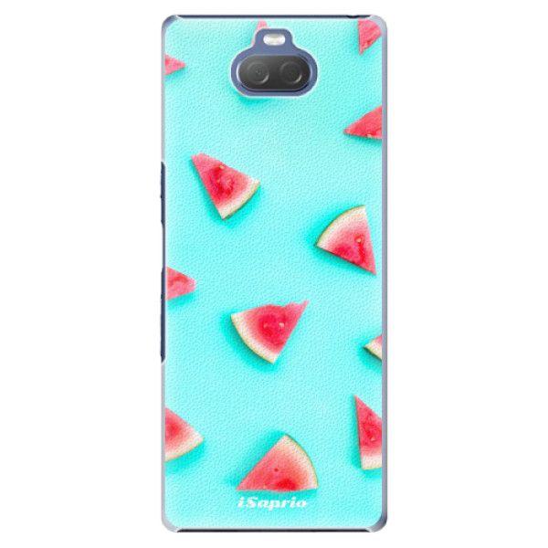 iSaprio Plastový kryt - Melon Patern 10 pro Sony Xperia 10