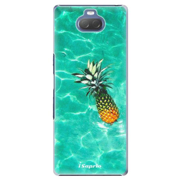 iSaprio Plastový kryt - Pineapple 10 pro Sony Xperia 10