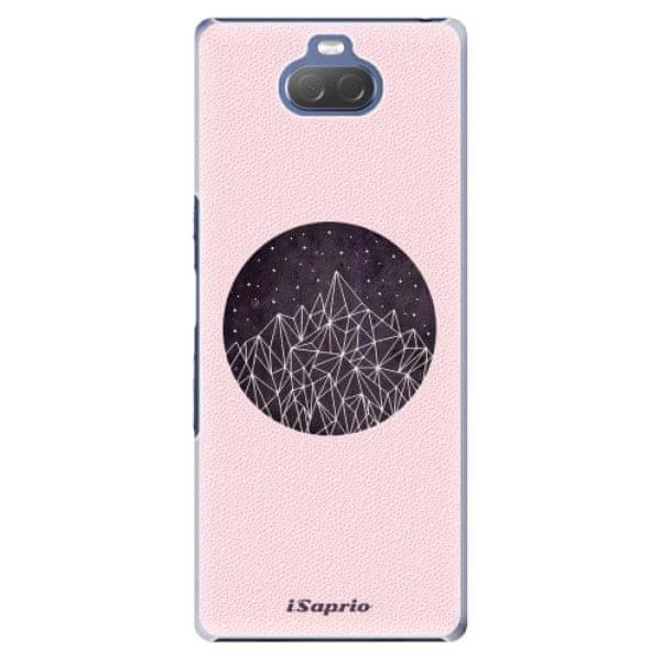 iSaprio Plastový kryt - Digital Mountains 10 pro Sony Xperia 10