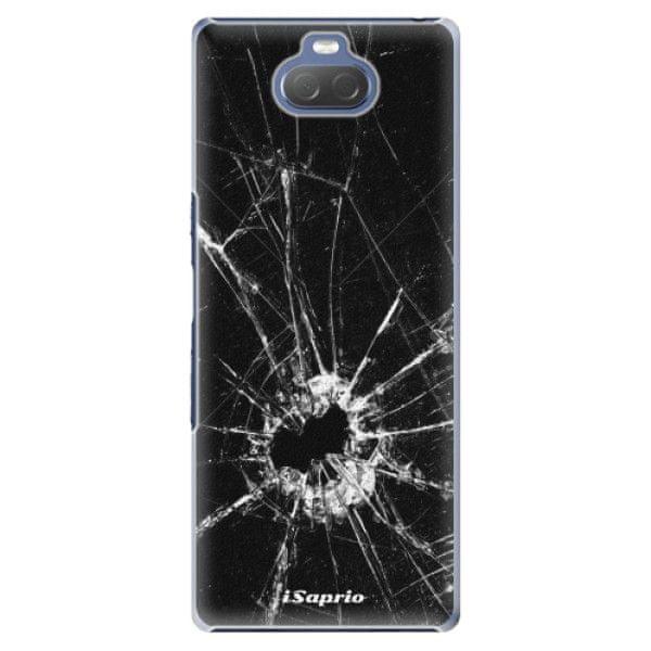 iSaprio Plastový kryt - Broken Glass 10 pro Sony Xperia 10