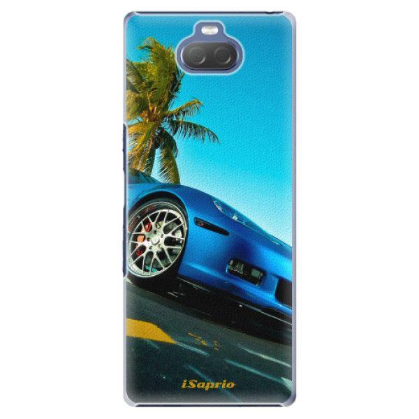 iSaprio Plastový kryt - Car 10 pro Sony Xperia 10