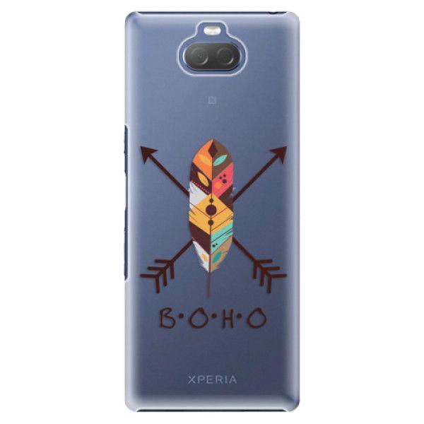 iSaprio Plastový kryt - BOHO pro Sony Xperia 10