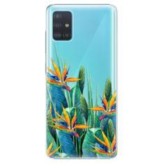 iSaprio Plastový kryt - Exotic Flowers pre Samsung Galaxy A51