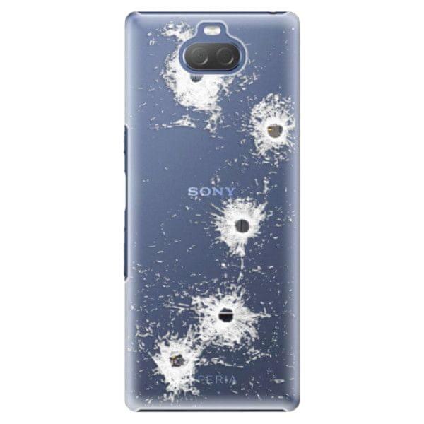 iSaprio Plastový kryt - Gunshots pro Sony Xperia 10
