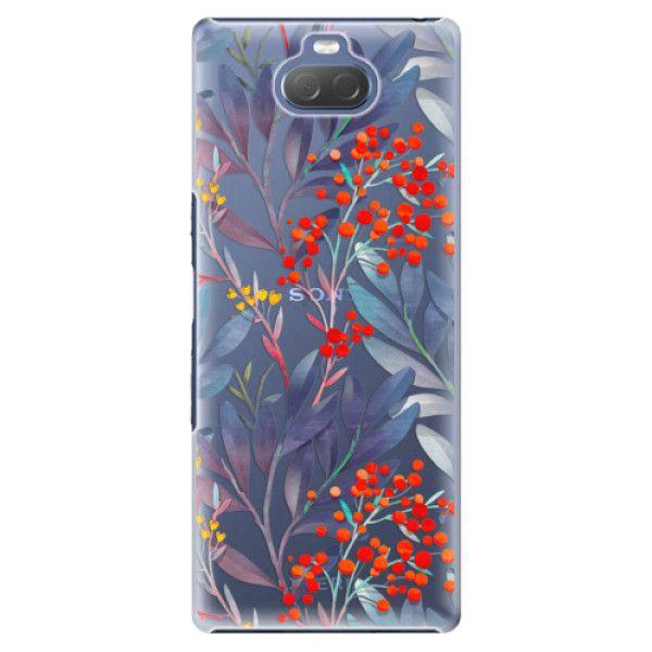 iSaprio Plastový kryt - Rowanberry pro Sony Xperia 10