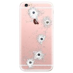iSaprio Silikónové puzdro - Gunshots pre Apple iPhone 6 Plus