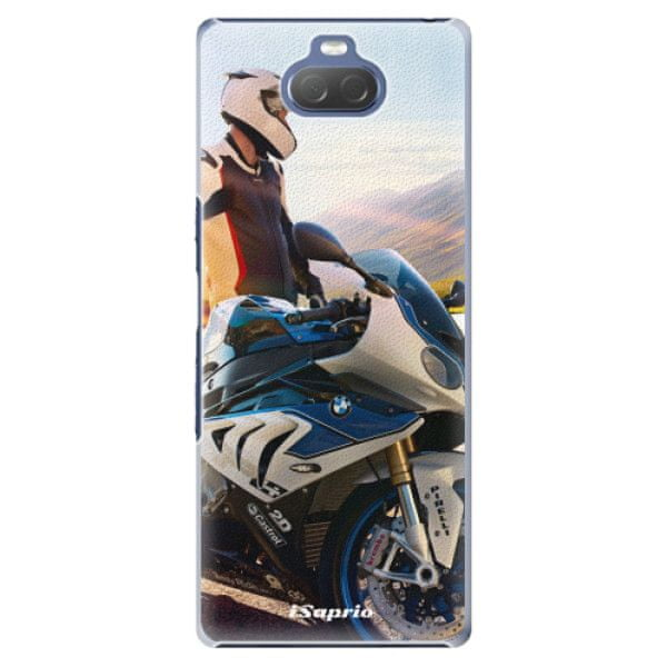 iSaprio Plastový kryt - Motorcycle 10 pro Sony Xperia 10