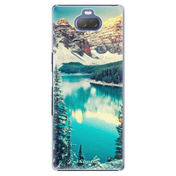 iSaprio Plastový kryt - Mountains 10 pro Sony Xperia 10