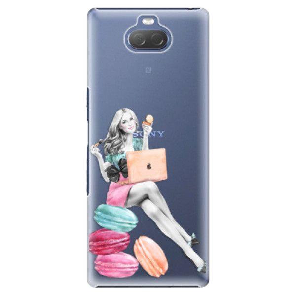 iSaprio Plastový kryt - Girl Boss pro Sony Xperia 10