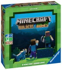 Ravensburger gra planszowa Minecraft