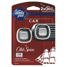 Ambi Pur Old Spice Osvěžovač vzduchu do auta 2 ks