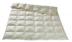 Ch. Fischbacher Přikrývka LUGANO 240 x 200 cm v hedvábí paisley
