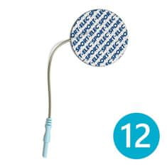 Sport-Elec Elektrode SporElec - okrogle (12 kom)