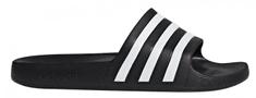 Adidas Pantofle Adilette Aqua Černá / Bílá, 42
