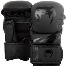 """VENUM Sparingové MMA rukavice """"Challenger"""", černá/černá S"""