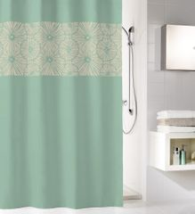 Kleine Wolke kopalniška zavesa Lotus, 180×200 cm, Maldivi