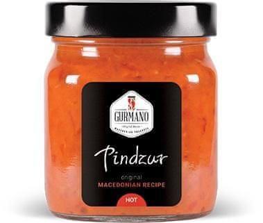 Gurmano Makedonský pindžur pálivý, 300g