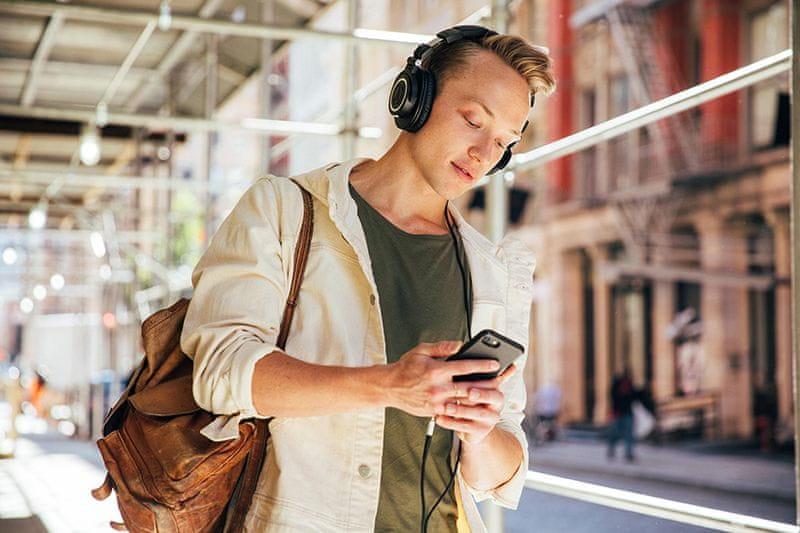 ATH-M50X slušalke