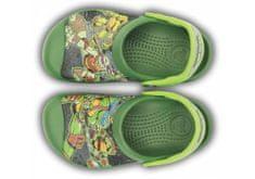 Crocs CC Tmnt Clog, tengeri moszat / volt zöld, C6 / 7 (23-24)