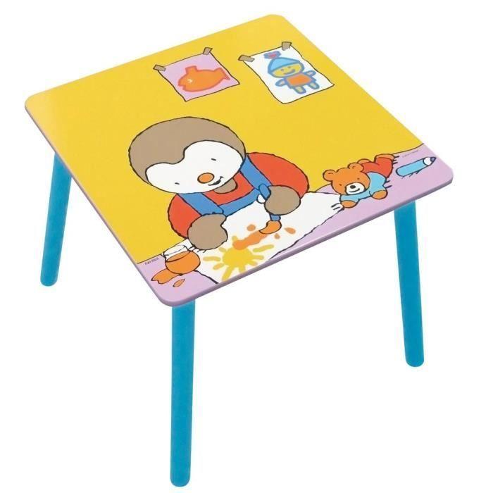 Jemini stylový stůl do dětského pokoje