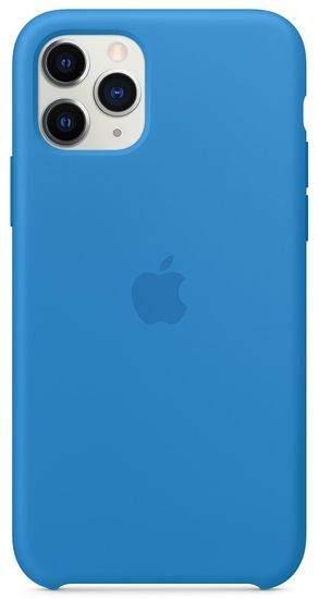 Apple iPhone 11 Pro Silicone Case - Surf Blue MY1F2ZM/A