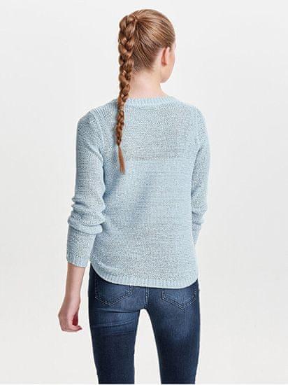 ONLY Ženski pulover ONLGEENA 15113356 Cashmere Blue