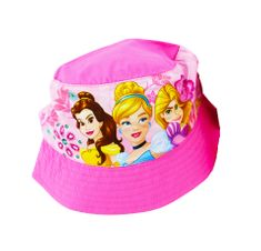 "SETINO Dekliški klobuk ""Princess"" - roza - 54 cm"