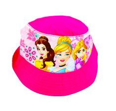 "SETINO Dekliški klobuk ""Princess"" - temno roza - 54 cm"