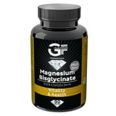 GF nutrition Magnesium Bisglycinate + Zinc 90 kapslí